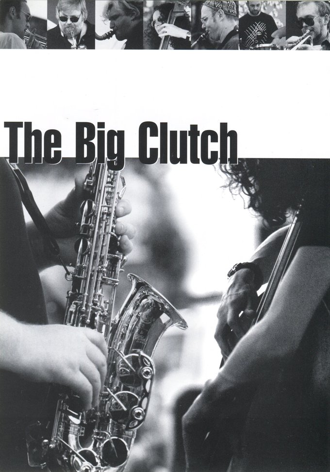 The Big Clutch - Brecon Festival gig