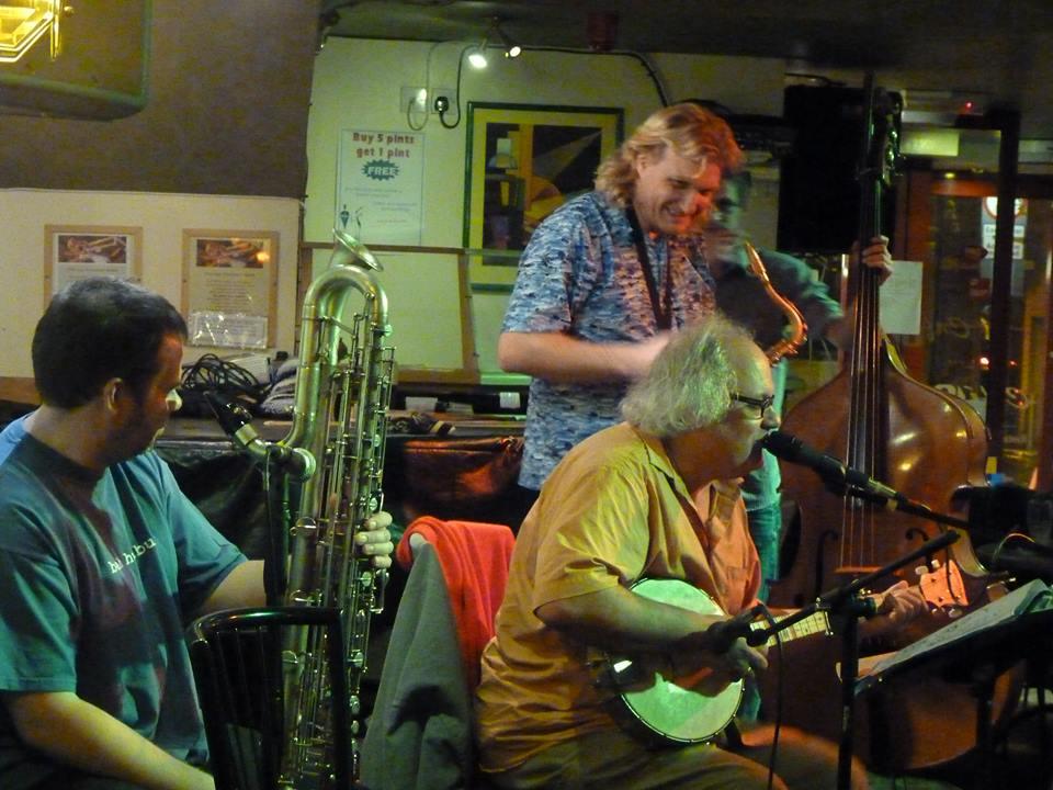 Dr Eugene Chadbourne, Jazz Cafe, Cardiff