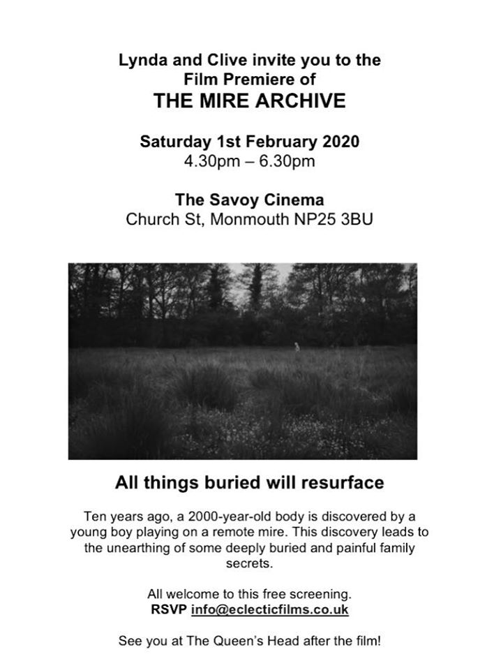 Mire Archive Invite