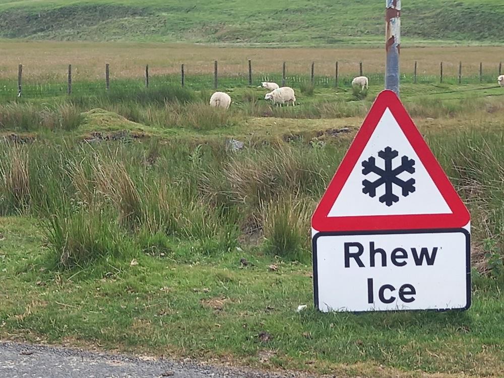 Rhew - Ice