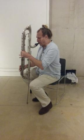Contra-Alto Clarinet