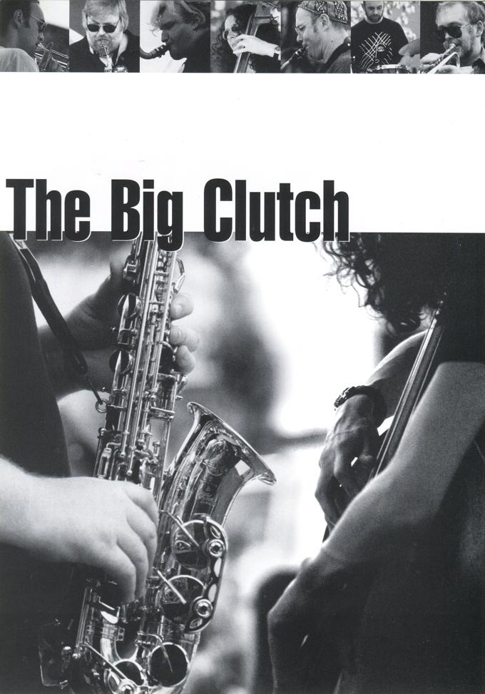 The Big Clutch - Brecon Festival gig