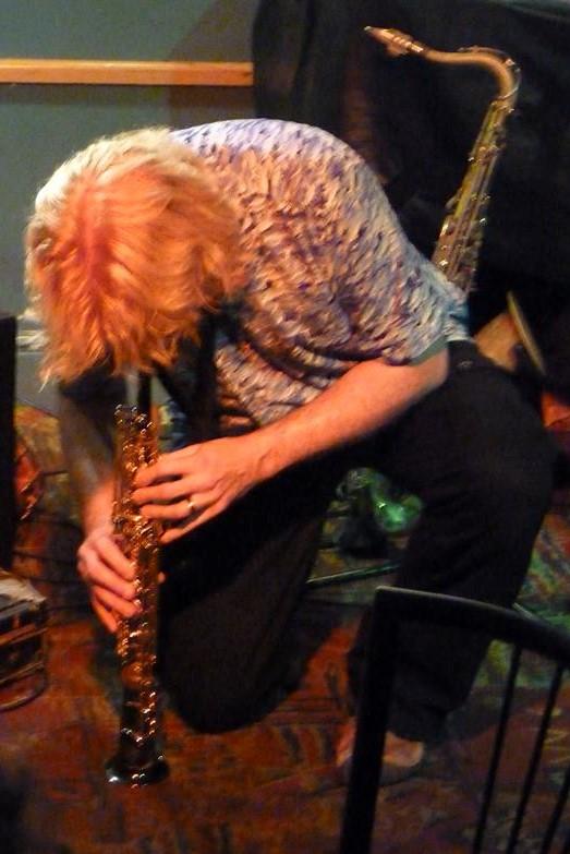 extending the Soprano sax